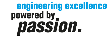 engineering excellence powered by passion.